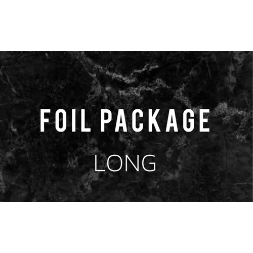 FOIL PACKAGE LONG